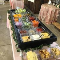 We offer a variety of stations to make your event just as special as you are.